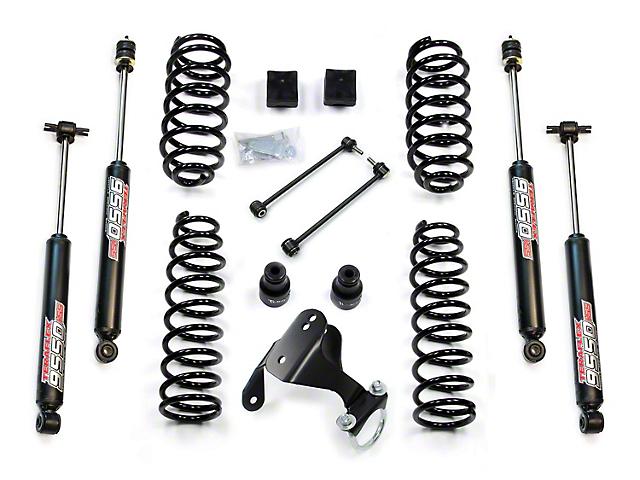 Teraflex 2.5 Inch Lift Kit w/ Shocks (07-18 Jeep Wrangler JK 2 Door)