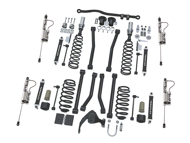 Teraflex Jeep Wrangler 3 in. Sport S/T3 Suspension w/ Fox