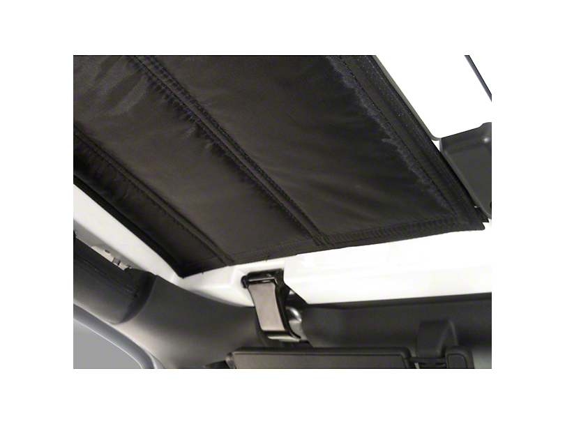 Rugged Ridge Hard Top Insulation Kit (07-11 Jeep Wrangler JK 2 Door)