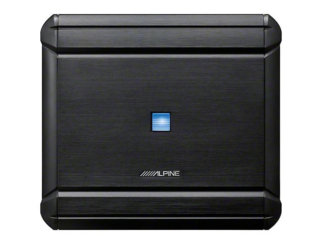 Alpine 5 Channel V-Power Digital Amplifier - 40w x 4 + 150w x 1 (87-20 Jeep Wrangler YJ, TJ, JK & JL)