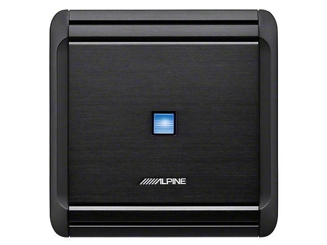 Alpine 4/3/2 Channel V-Power Digital Amplifier - 50W x 4 (Universal Fitment)
