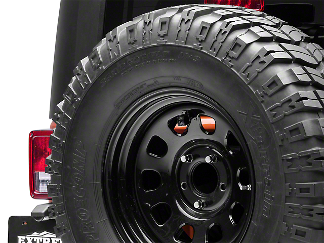 Alpine Weather Resistant Multi-View Rear Camera (07-18 Jeep Wrangler JK w/ Alpine In-Dash A/V System)