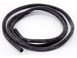 Hardtop to Windshield Frame Seal (87-95 Jeep Wrangler YJ)