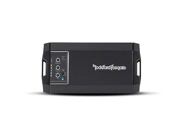 Rockford Fosgate 9 Speaker Factory Alpine System Upgrade (07-18 Jeep Wrangler JK)