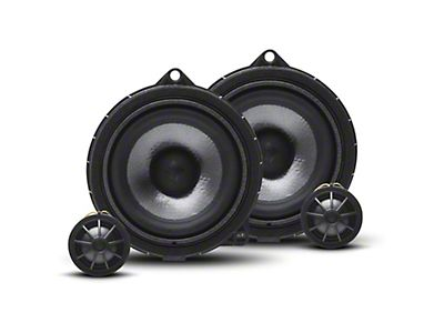 Rockford Fosgate Jeep Wrangler 9 Speaker System Upgrade