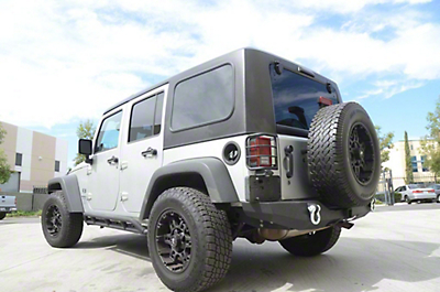 DV8 Off-Road Ranger 2-Piece Hard Top (07-18 Jeep Wrangler JK 4 Door)