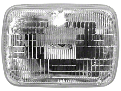 Omix-ADA Head Light Sealed Beam Rectangular (87-95 Jeep Wrangler YJ)