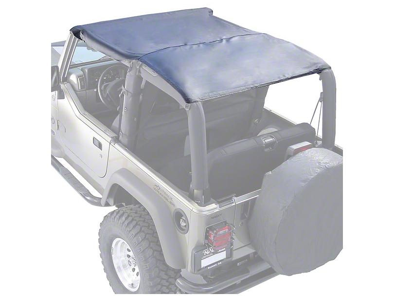 Rugged Ridge Roll Bar Top - Black Diamond (97-06 Jeep Wrangler TJ)