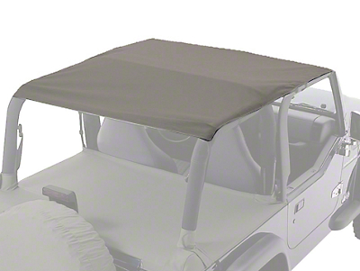 Rugged Ridge Roll Bar Top - Khaki Diamond (97-06 Wrangler TJ)
