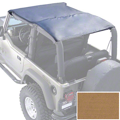 Rugged Ridge Roll Bar Top - Spice (97-06 Jeep Wrangler TJ)