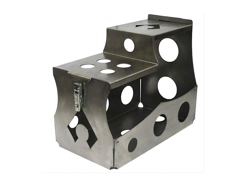 Artec Industries Racing Quart Crate (87-20 Jeep Wrangler YJ, TJ, JK & JL)