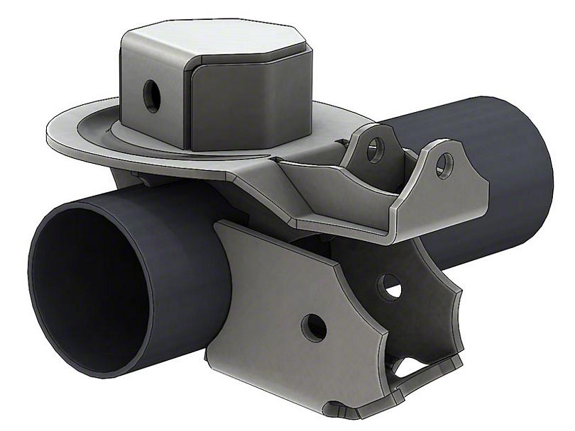 Artec Industries Ultimate Coil Brackets for 3-3.5 in. Diameter Axle Tubes (87-20 Jeep Wrangler YJ, TJ, JK & JL)