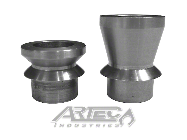 Artec Industries Wide 3/4 in. High Misalignment Spacers (87-20 Jeep Wrangler YJ, TJ, JK & JL)