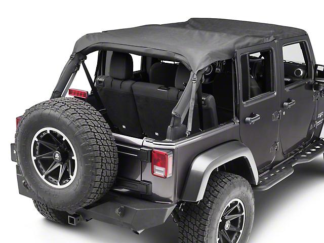 Dark Forest Extended Top (07-18 Jeep Wrangler JK 4 Door)