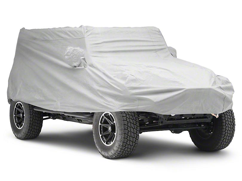 TruShield Full Cover (07-18 Jeep Wrangler JK 4 Door)