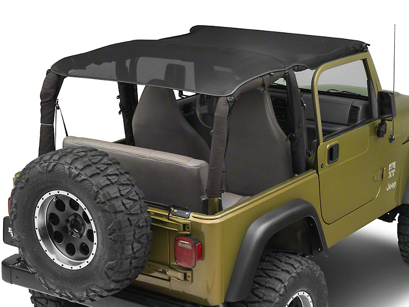 PrimalTech Full Mesh Top (97-06 Jeep Wrangler TJ)