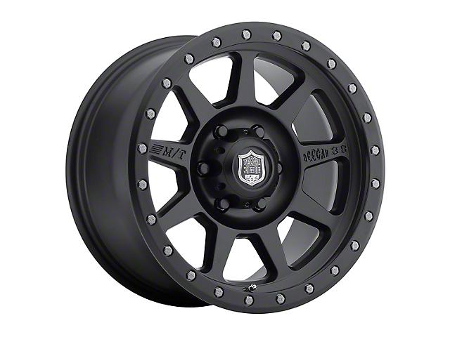 Mickey Thompson Deegan 38 Pro 4 Black Wheel - 17x9 (87-06 Jeep Wrangler YJ & TJ)