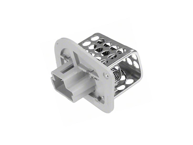 Heater Blower Motor Resistor (97-01 Jeep Wrangler TJ)