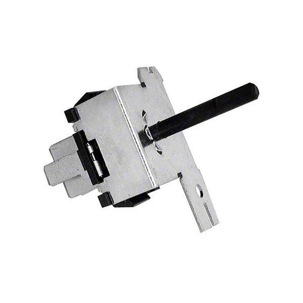 Heater Blower Motor Switch (99-04 Jeep Wrangler TJ)