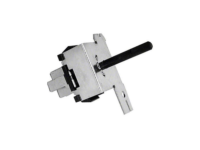Omix-ADA Heater Blower Motor Switch (99-04 Jeep Wrangler TJ)