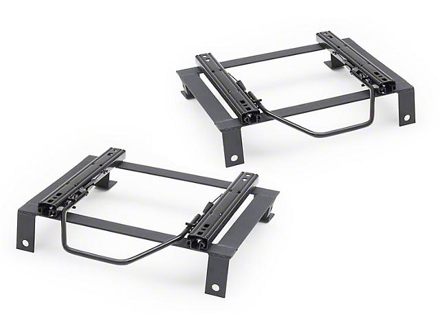 Corbeau Double Locking Seat Brackets (87-90 Jeep Wrangler YJ)