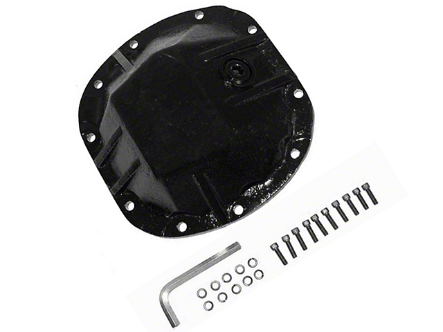 Rugged Ridge Dana 30 Heavy Duty Differential Cover (87-18 Jeep Wrangler YJ, TJ & JK)