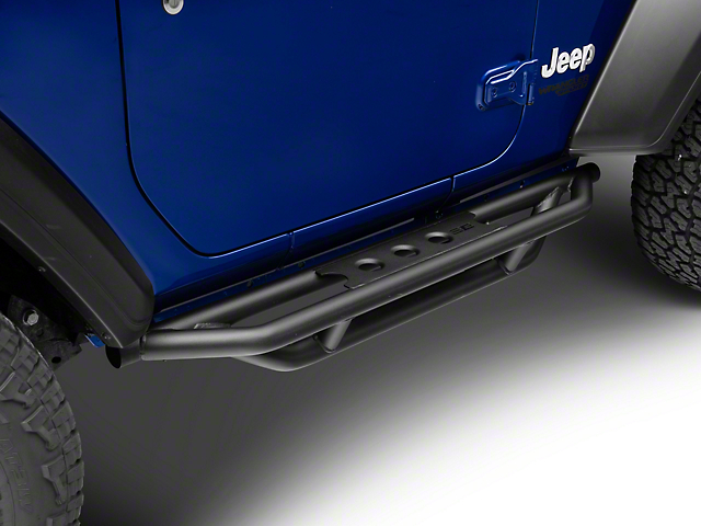 Smittybilt SRC Side Step Bars (18-19 Jeep Wrangler JL 2 Door)
