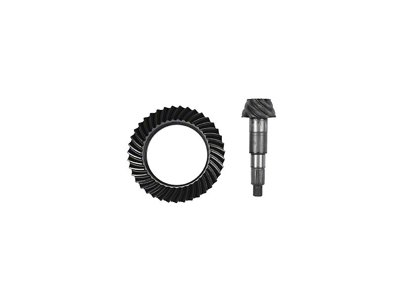 G2 Axle and Gear Dana 30 Front Axle Ring Gear and Pinion Kit - 4.56 Gears (07-20 Jeep Wrangler JK & JL, Excluding Rubicon)