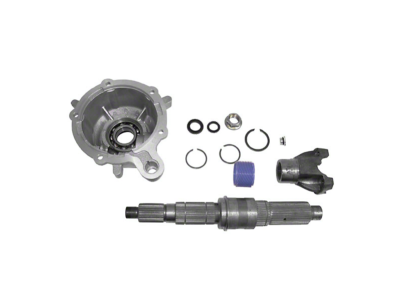 Rugged Ridge Heavy Duty NP231 Slip Yoke Eliminator Kit (88-06 Jeep Wrangler YJ & TJ)