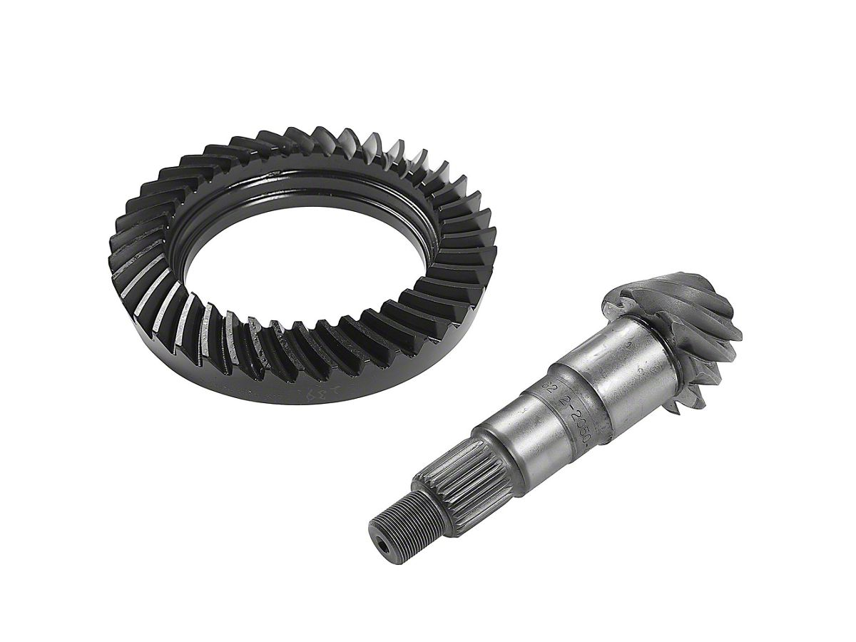 Ring And Pinion >> G2 Axle And Gear Dana 44 Rear Axle Ring Gear And Pinion Kit 5 38 Gears 18 20 Jeep Wrangler Jl