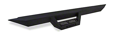ICI Magnum RT Series Cab Length Side Step Bars - Black (2018 Jeep Wrangler JL 2 Door)
