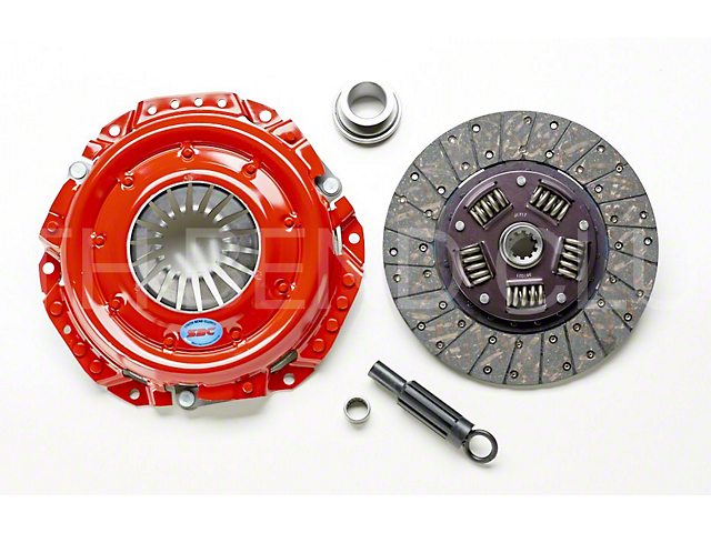 South Bend Clutch Stage 1 Heavy Duty Clutch Kit (94-06 4.0L Jeep Wrangler YJ & TJ)