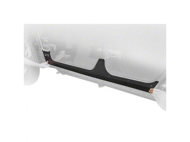 DV8 Off-Road Rock Skins (18-20 Jeep Wrangler JL 4 Door)