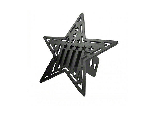 Rock-Slide Engineering Hitch Star Cover (Universal Fitment)