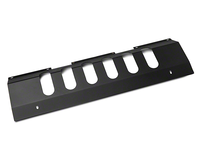 Barricade Skid Plate for HD Front Bumper (18-20 Jeep Wrangler JL)