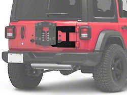 RedRock 4x4 HD Tailgate Reinforcement Panel (18-19 Jeep Wrangler JL)