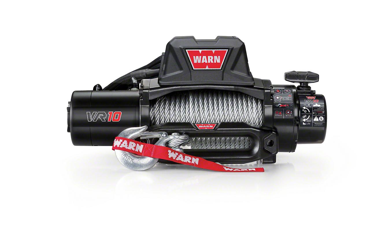 WARN VR10 10,000 lb. Winch