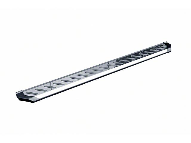 Romik RZR Running Boards; Stainless Steel (18-20 Jeep Wrangler JL 4 Door)