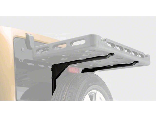 Bestop Tailgate Rack Bracket (07-18 Jeep Wrangler JK)