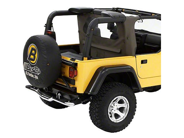 Bestop WrapAround Windjammer - Spice (97-02 Jeep Wrangler TJ)