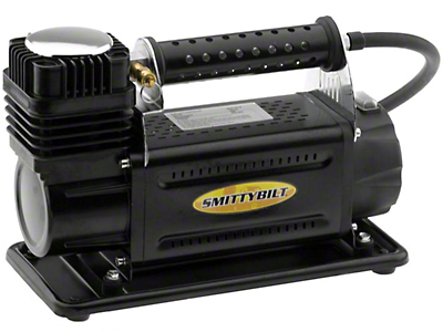 Smittybilt High Performance Air Compressor 5.65 CFM/ 160 LPM (87-17 Wrangler YJ, TJ, & JK)