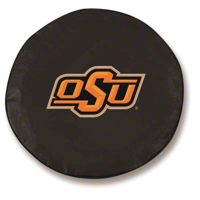 SUV RV Kangmei Tire Covers Oklahoma State University Universal Spare Wheel Tire Cover for Trailer Truck etc.