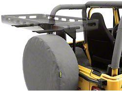 Bestop HighRock 4x4 Tailgate Rack Bracket (07-18 Jeep Wrangler JK 4-Door)
