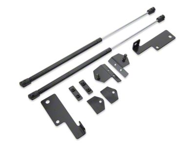 Rugged Ridge Hood Lift Kit (07-18 Jeep Wrangler JK)
