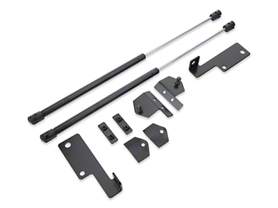 Rugged Ridge Hood Lift Kit (07-17 Wrangler JK)