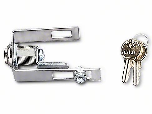 Rugged Ridge Hood Lock (98-06 Wrangler TJ)