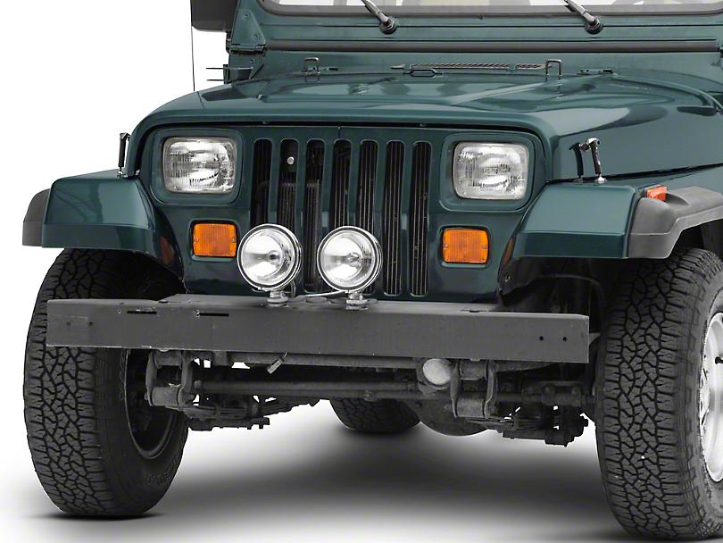 Rugged Ridge Hood Lock (87-95 Jeep Wrangler YJ)