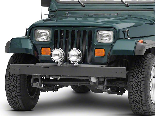 Rugged Ridge Hood Lock Kit (87-95 Jeep Wrangler YJ)