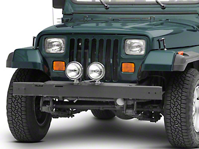 Rugged Ridge Hood Lock (87-95 Jeep Wrangler YJ)