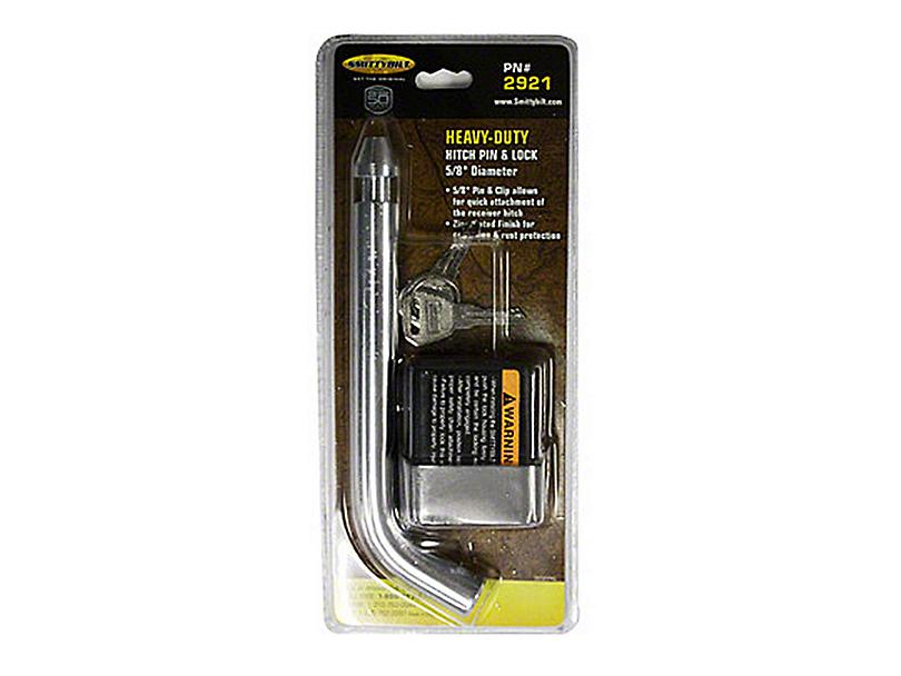 Smittybilt Hitch Locking Pin & Clip (Universal Fitment)
